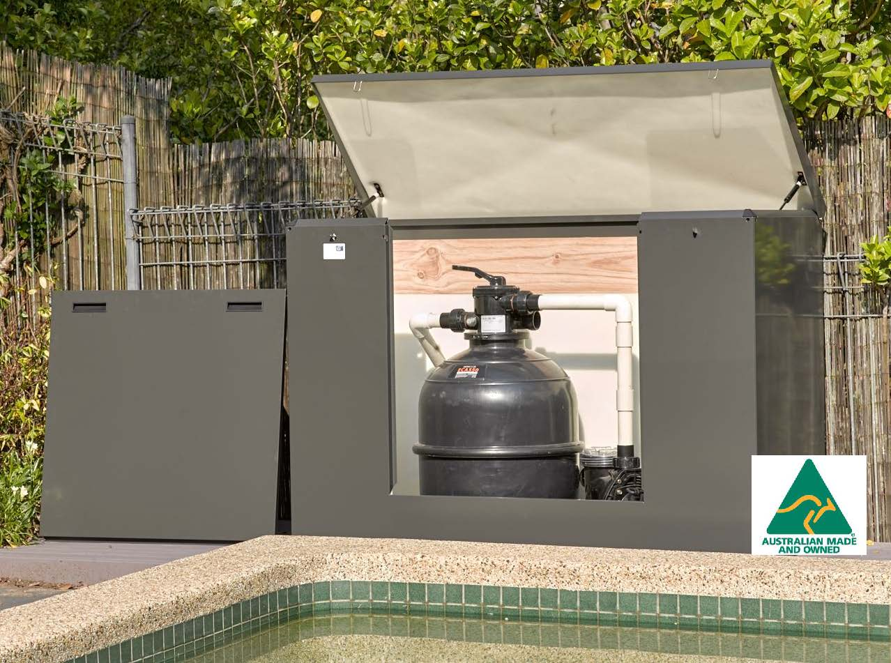 pool suppliers brisbane pool pump sheds